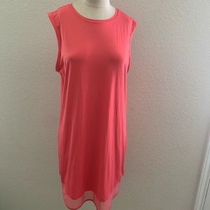 Athleta Coral Sport Dress